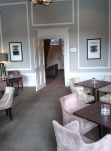 Roxburghe Hotel – Proposed Executive Members Lounge